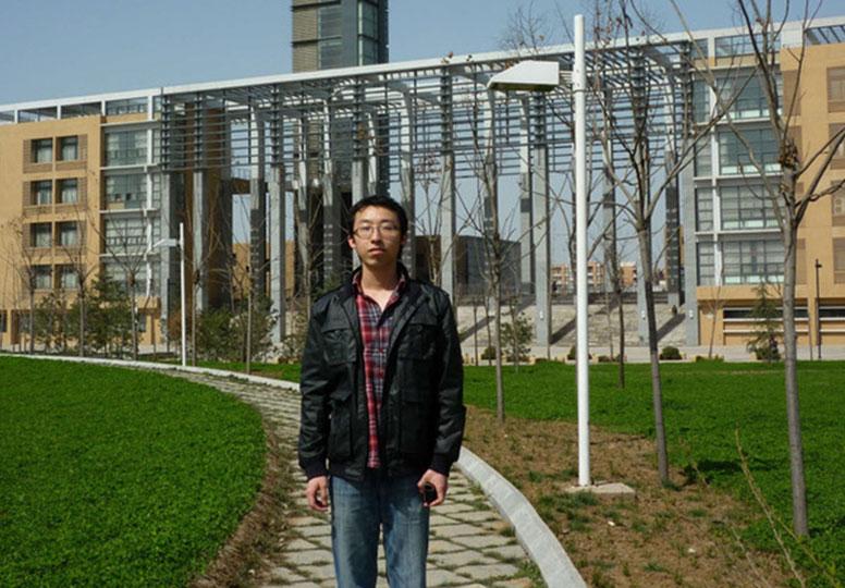 张钰 西安电子科技大学 通信工程